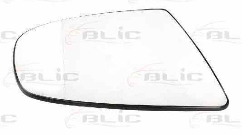 Sticla oglinda oglinda retrovizoare exterioara BMW X5 E70 Producator BLIC 6102-02-1272889P