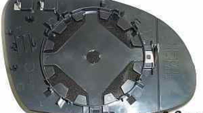 Sticla oglinda oglinda retrovizoare exterioara SKODA SUPERB 3U4 Producator BLIC 5402041139890P