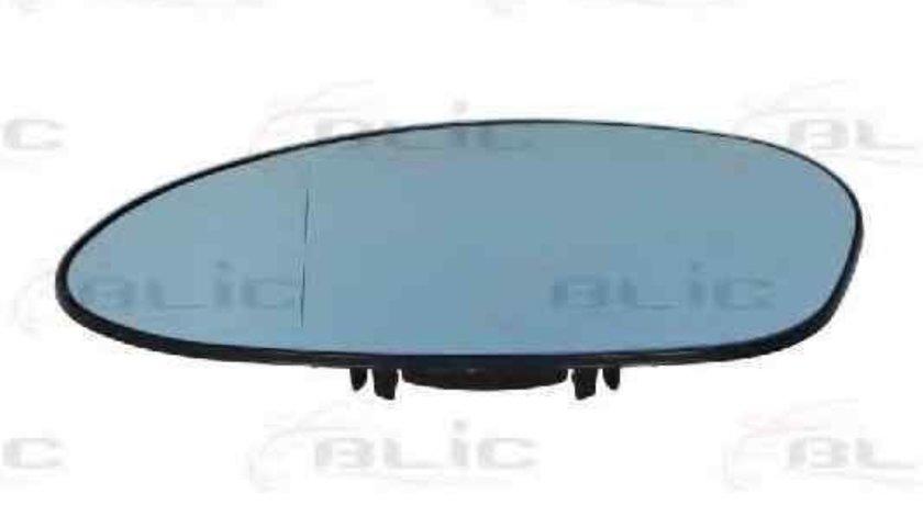 Sticla oglinda, oglinda retrovizoare exterioara BMW 3 (E90) BLIC 6102-02-1211823