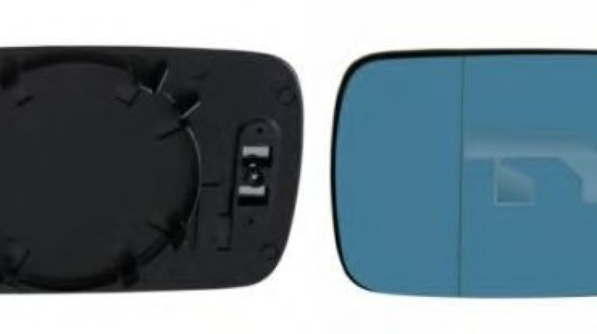 Sticla oglinda, oglinda retrovizoare exterioara BMW Seria 3 (E46) (1998 - 2005) TYC 303-0082-1 piesa NOUA