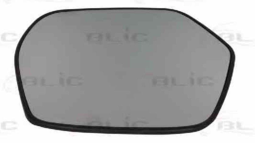 Sticla oglinda oglinda retrovizoare exterioara HONDA CR-V III RE BLIC 6102-02-1292939P