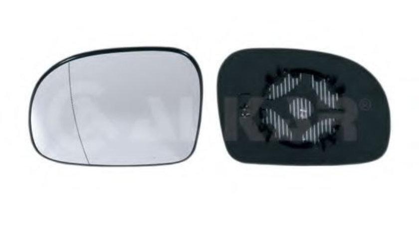 Sticla oglinda, oglinda retrovizoare exterioara MERCEDES VIANO (W639) (2003 - 2016) ALKAR 6471704 piesa NOUA