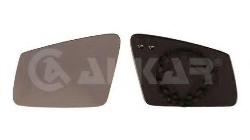 Sticla oglinda, oglinda retrovizoare exterioara MERCEDES CLS (C218) (2011 - 2016) ALKAR 6471709 piesa NOUA
