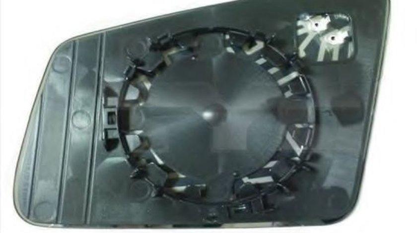 Sticla oglinda, oglinda retrovizoare exterioara MERCEDES S-CLASS (W221) (2005 - 2013) TYC 321-0122-1 produs NOU