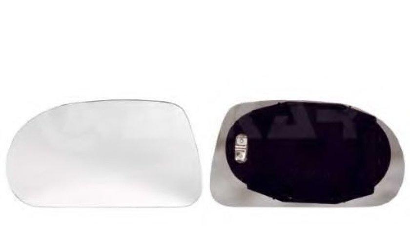 Sticla oglinda, oglinda retrovizoare exterioara FIAT MAREA (185) (1996 - 2007) ALKAR 6426499 piesa NOUA