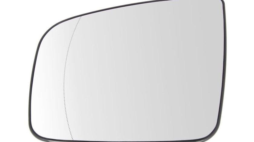 Sticla oglinda, oglinda retrovizoare exterioara MERCEDES VITO / MIXTO caroserie (W639) (2003 - 2016) ALKAR 6471710 piesa NOUA
