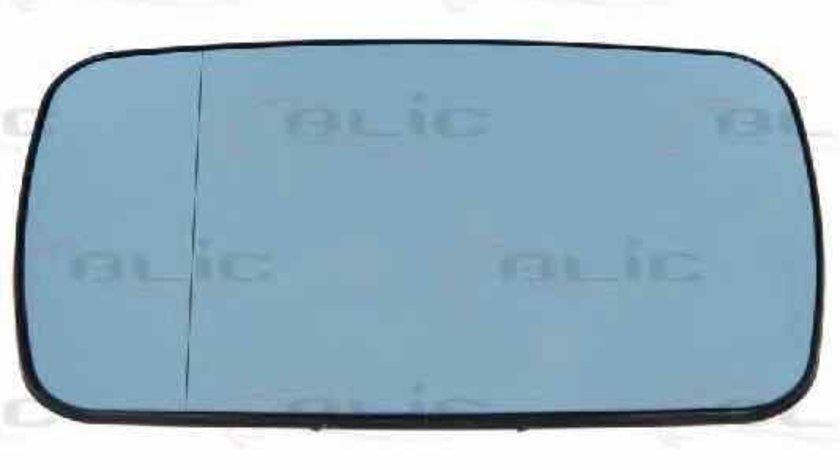 Sticla oglinda oglinda retrovizoare exterioara BMW 3 E46 BLIC 6102-02-1232612P