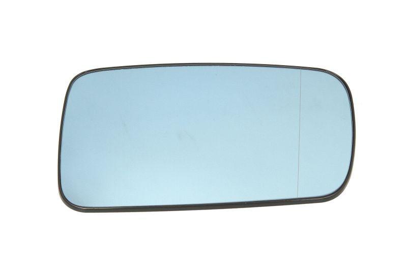 Sticla oglinda, oglinda retrovizoare exterioara BMW Seria 3 Cabriolet (E46) (2000 - 2007) TYC 303-0127-1 piesa NOUA