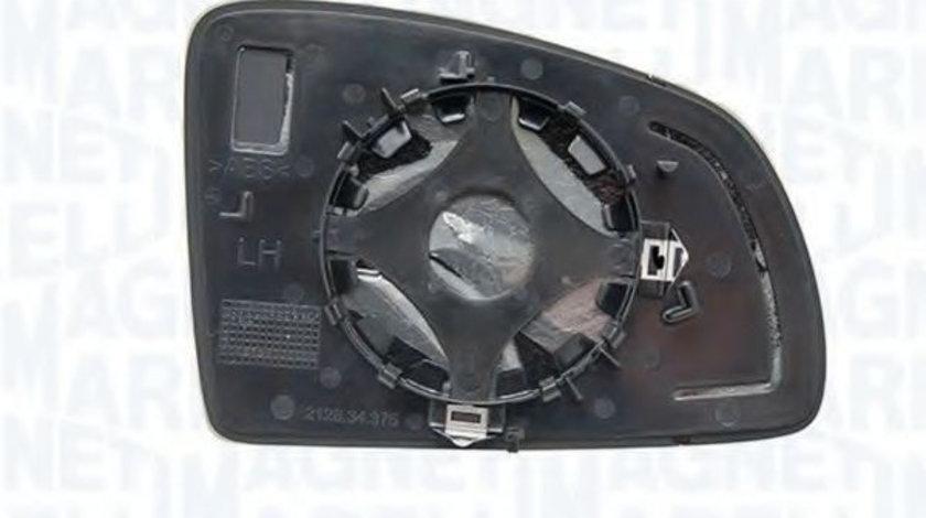 Sticla oglinda, oglinda retrovizoare exterioara OPEL MERIVA (2003 - 2010) MAGNETI MARELLI 351991304430 piesa NOUA