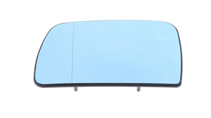 Sticla oglinda, oglinda retrovizoare exterioara BMW X5 (E53) (2000 - 2006) BLIC 6102-02-1271888P piesa NOUA