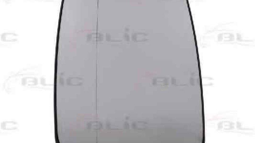 Sticla oglinda, oglinda retrovizoare exterioara MERCEDES-BENZ SPRINTER 2-t caroserie (901, 902) BLIC 6102-02-1222911