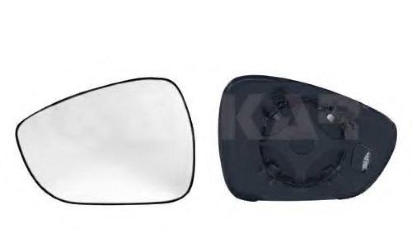 Sticla oglinda, oglinda retrovizoare exterioara PEUGEOT 508 (2010 - 2016) ALKAR 6431862 produs NOU