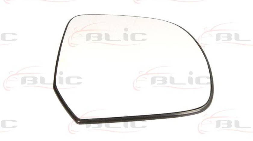 Sticla oglinda oglinda retrovizoare exterioara NISSAN MICRA IV K13 Producator BLIC 6102-67-003368P
