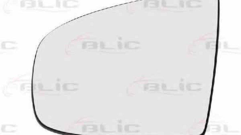 Sticla oglinda oglinda retrovizoare exterioara BMW X5 E70 Producator BLIC 6102-02-1272891P