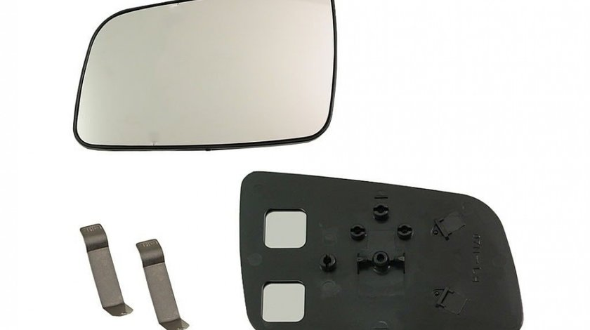 Sticla oglinda Opel Astra G 1998-2009 sticla oglinda asferica fara incalzire Stanga 6428733