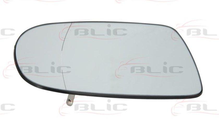 Sticla oglinda stanga blic fara incalzire pt opel corsa c