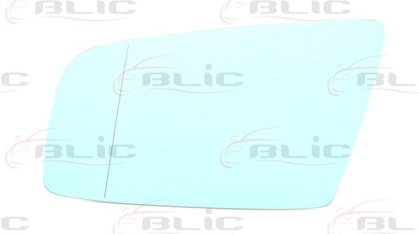 Sticla oglinda stanga BMW E 60 producator:BLIC