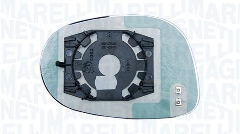 Sticla oglinda stanga cu incalzire FIAT BRAVO 2006-2014