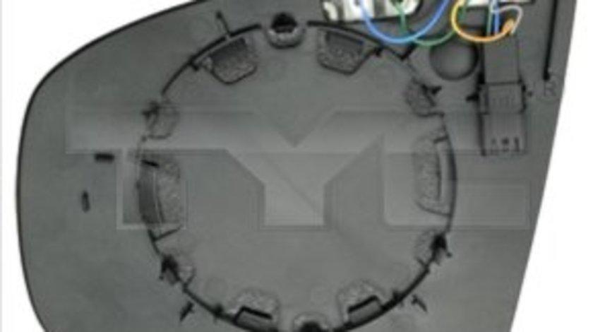 Sticla oglinda stanga tyc pt bmw x5(e70), x6(e71)