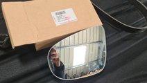 Sticla oglinda stanga Vw Golf 6 Hathback 2009 2010...