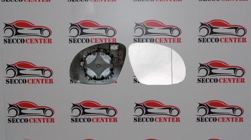 Sticla oglinda VW Tiguan 2007 2008 2009 2010 2011 dreapta