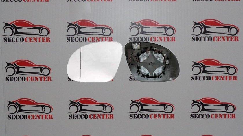 Sticla oglinda VW Tiguan 2007 2008 2009 2010 2011 stanga