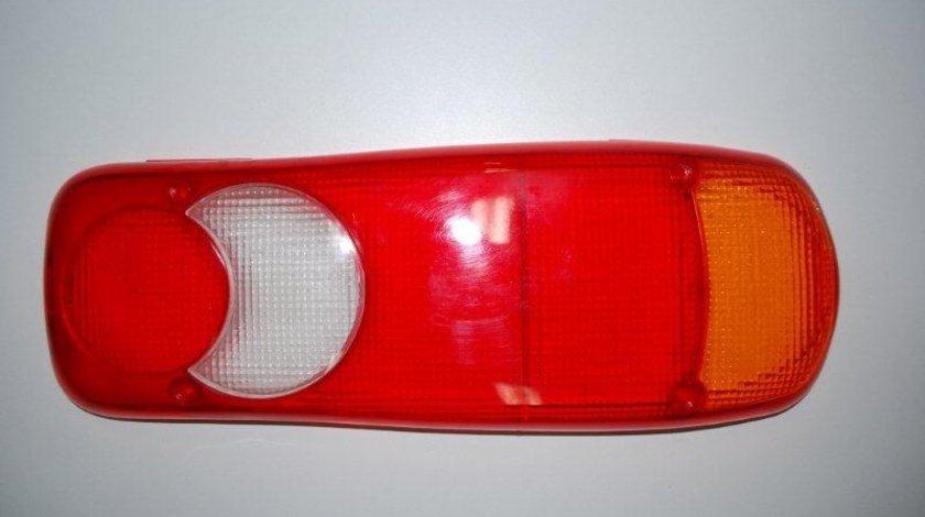 Sticla stop spate dispersor lampa Daf LF 55 2001-2008 , Mitsubishi Canter 2005-, Volvo FE/FL 2006-,350x133mm, BestAutoVest partea Dreapta/ Stanga
