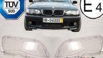 Sticle Far BMW Seria 3 E46 4USI 2002-2005 Facelift