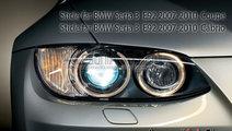 Sticle far BMW Seria 3 E92 E93 2007-2010