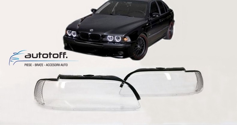 Sticle far BMW Seria 5 E39 (2000-2004) Facelift