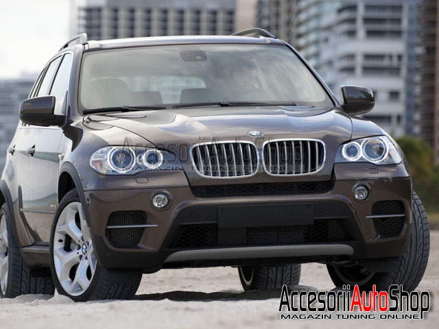 Sticle far BMW X5 E70 2007-2013