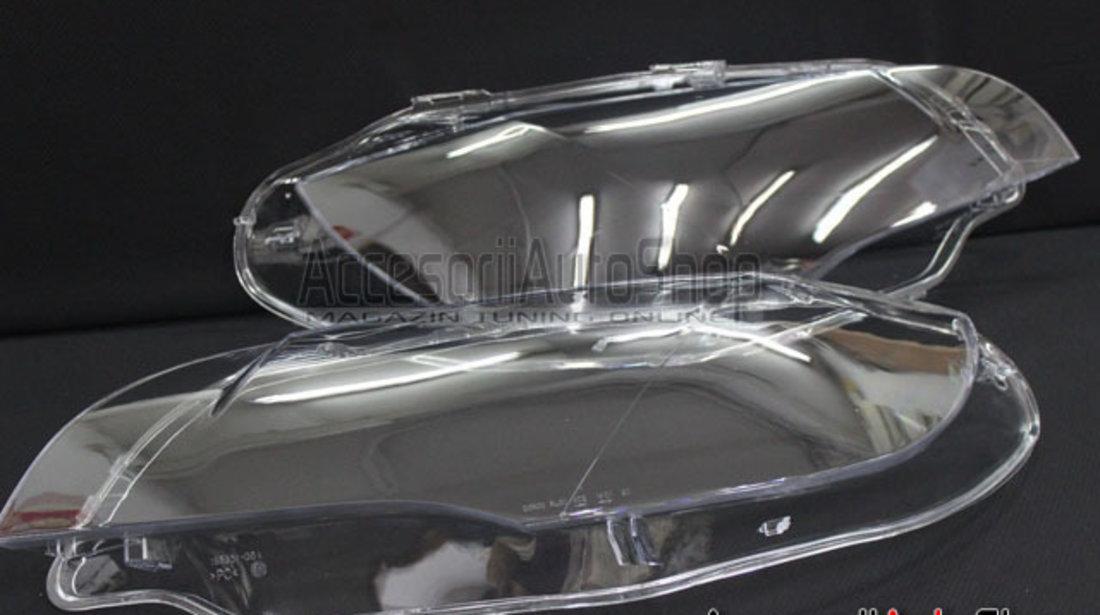 Sticle far BMW X6 E71 2008-2014