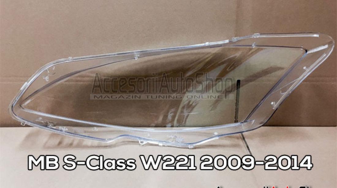 Sticle Far MERCEDES S Class W221 Facelift