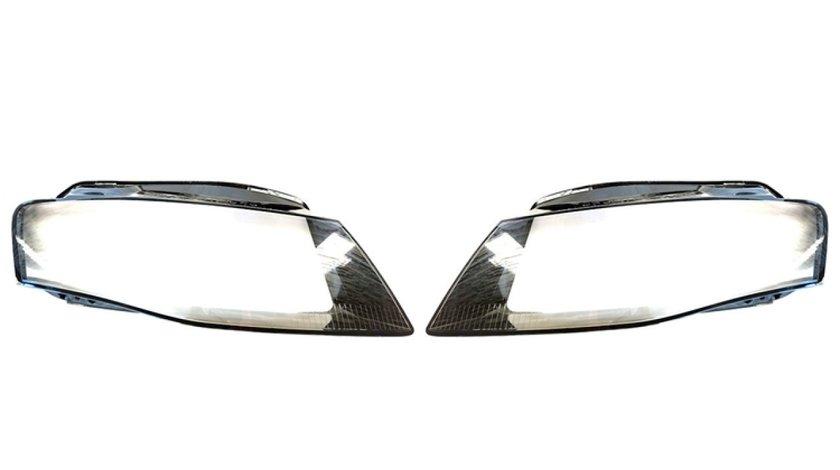 Sticle faruri Audi A4 B8 (2008-2011)
