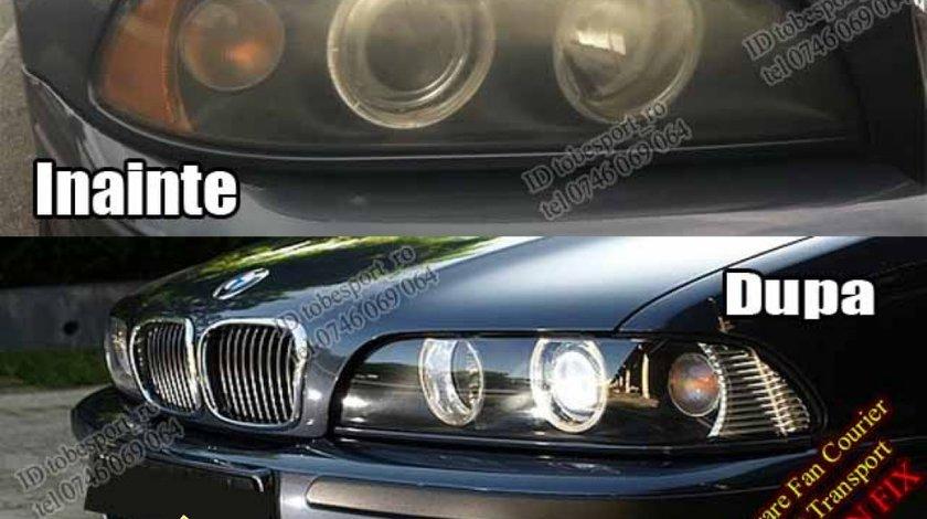 Sticle Faruri BMW E39 FACELIFT