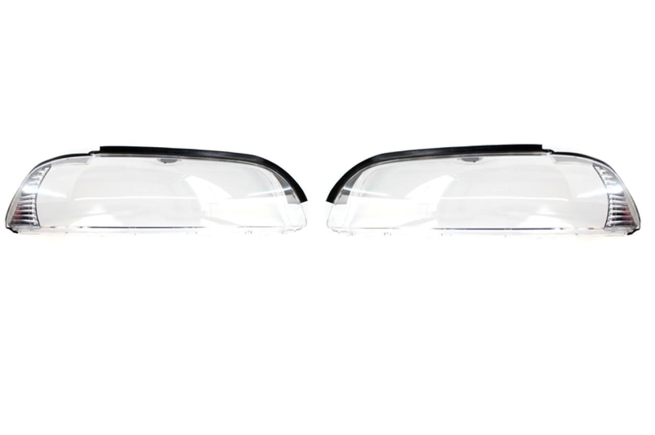 Sticle faruri BMW E39 Seria 5 Facelift