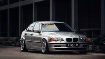 STICLE FARURI BMW E46 (1998-2001)