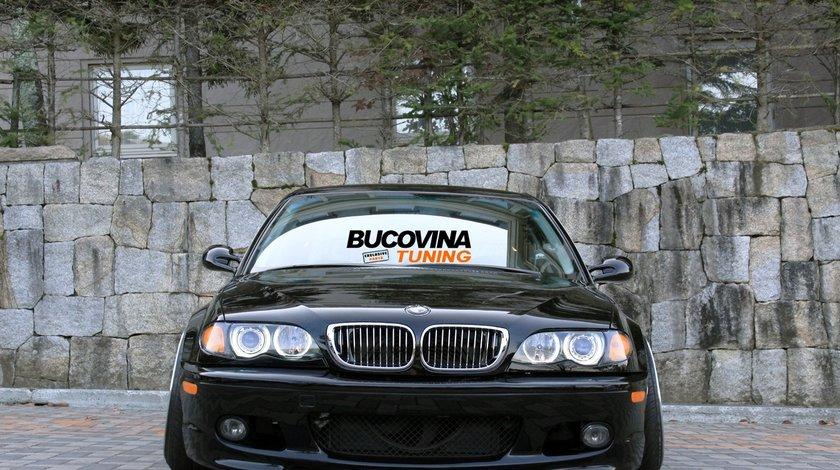 STICLE FARURI BMW E46 FACELIFT (2001-2004)