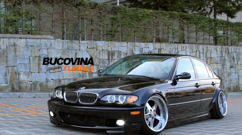 STICLE FARURI BMW E46 FACELIFT