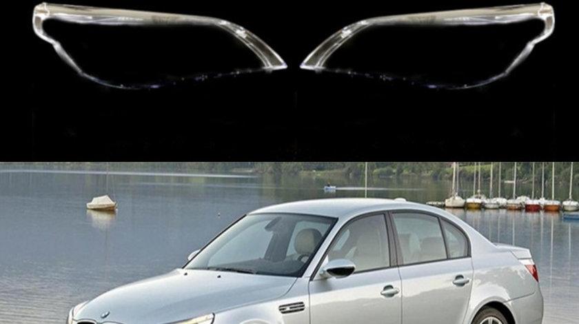 Sticle faruri BMW E60 NOI