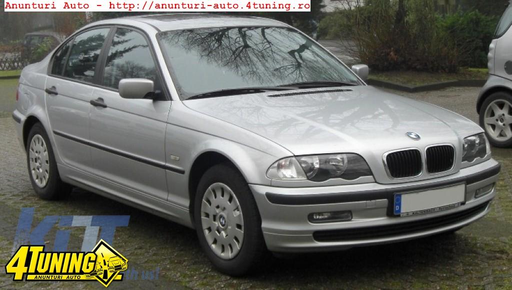 Sticle Faruri BMW Seria 3 E46 1998 2001 Pre Facelift