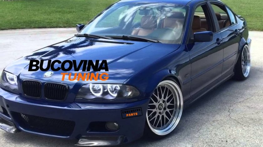 STICLE FARURI BMW SERIA 3 E46 (98-00)