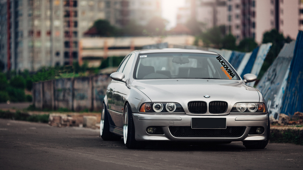 STICLE FARURI BMW SERIA 5 E39 (1995-2000)