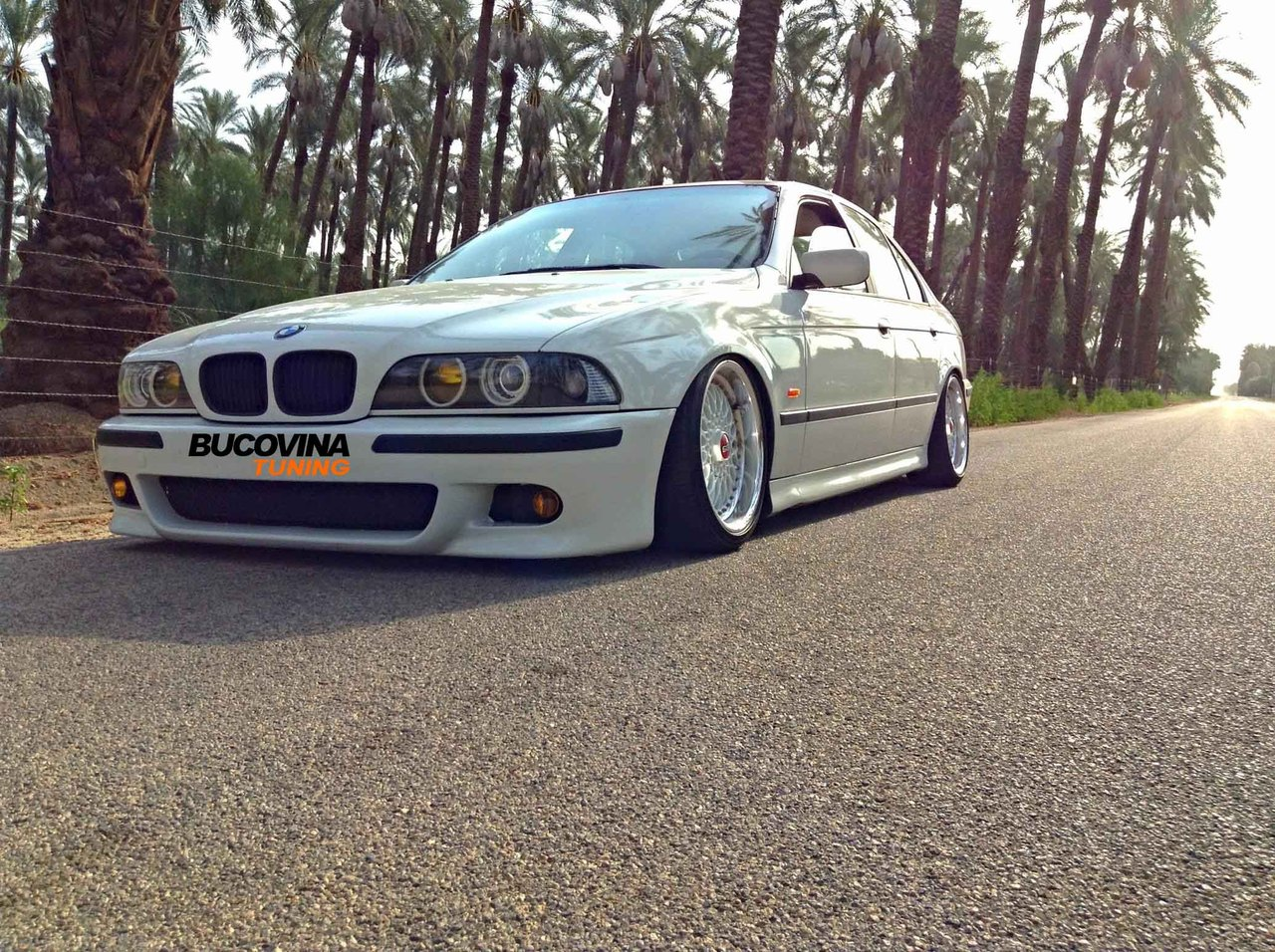 STICLE FARURI BMW SERIA 5 E39 FACELIFT