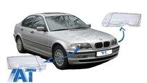 Sticle Faruri compatibil cu BMW Seria 3 E46 (1998-...