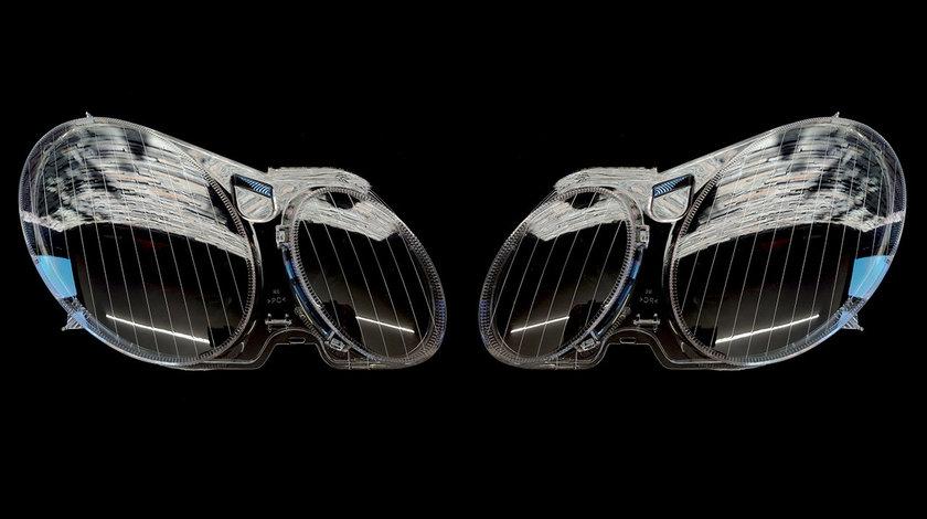 Sticle  faruri Mercedes Benz E Class W211 (03-06)