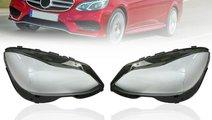 Sticle faruri Mercedes Benz E-Class W212 (2013-201...