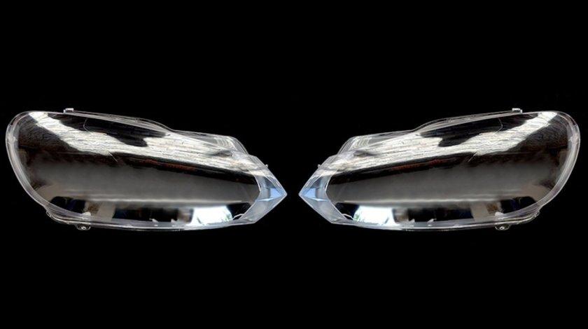 Sticle faruri VW Golf 6 (2008-2012)