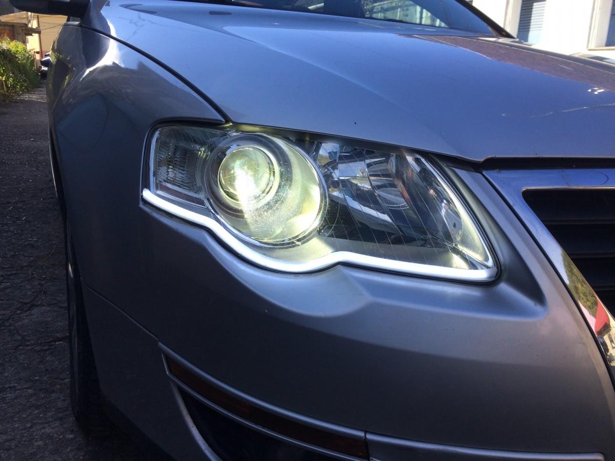 Sticle faruri VW Passat B6