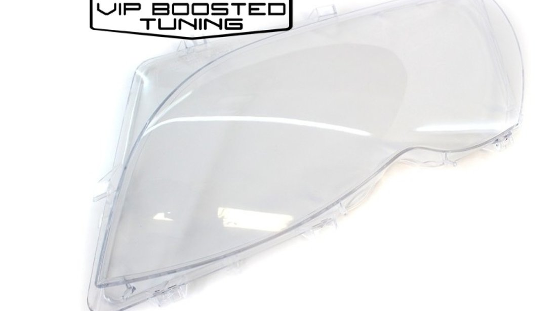 Sticle sticla Faruri far BMW Seria 3 E46 LCI Facelift (2001-2004)